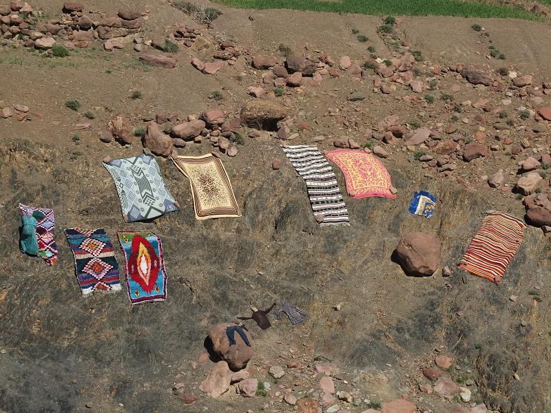 marokkanische teppiche und die malerei der moderne de. Black Bedroom Furniture Sets. Home Design Ideas